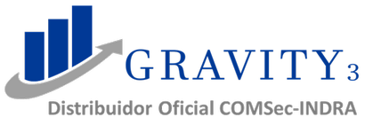 Gravity 3 Official Distributor COMSec-INDRA